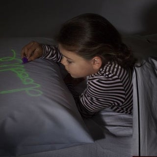 Doodle Glow Doodle in the Dark Pillowcase