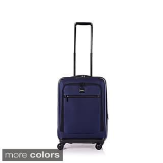 Lojel Exos I 21.75-inch Hybrid Carry On Spinner Upright Suitcase