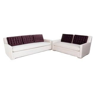inncdesign Nixie Modern Sofa and Loveseat Set