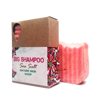 Volumizing All-natural Paraben-free Shampoo Bar