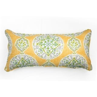 Citrus Mirage Rectangular Pillow