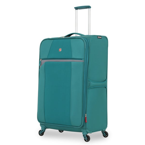 SwissGear 29-inch Large Spinner Upright Suitcase