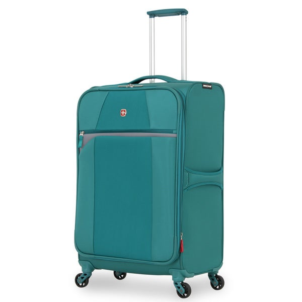 SwissGear 24.5-inch Medium Spinner Upright Suitcase