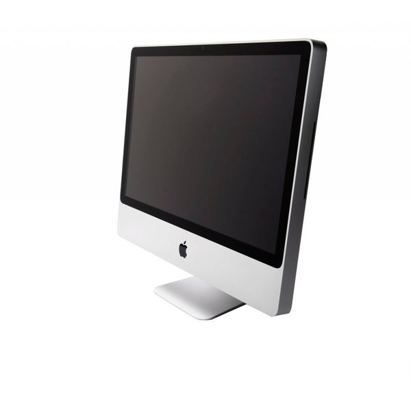 Apple iMac 24-inch Core 2 Duo 4GB-RAM 500GB-HD Mavericks 10.9 All-in-one Desktop Computer (Refurbished)