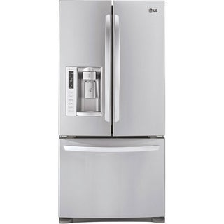 LG French Door Stainless Steel Refrigerator