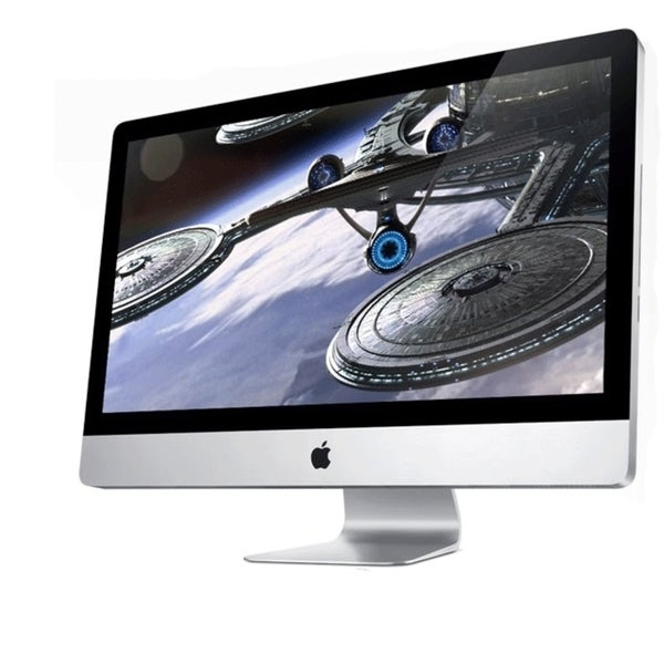 Apple iMac 27-inch Core i5 8GB-RAM 1TB-HD Mavericks 10.9 All-in-one Desktop Computer (Refurbished)