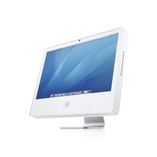 Apple iMac 20-inch Core 2 Duo 2GB-RAM 250GB-HD White Desktop Computer (Refurbished)