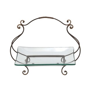 Essense Square Serve and Display Tray with Stand
