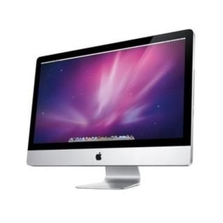 Apple iMac 27-inch Core i3 8GB-RAM 1TB-HD Mavericks 10.9 All-in-one Desktop Computer (Refurbished)