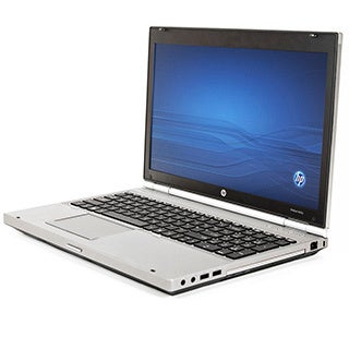 HP EliteBook 8560P Intel Corei5 2.3GHz 4GB 750GB 15.6 Wi-Fi DVD-RW Windows 7 Professional (64-bit) LT Computer (Refurbished)