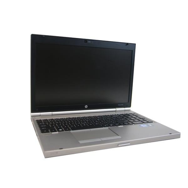 HP EliteBook 8560P Intel Corei5 2.3GHz 4GB 128GBSSD 15.6in Wi-Fi DVDRW Windows 7 Professional (64-bit) LT Computer (Refurbished)