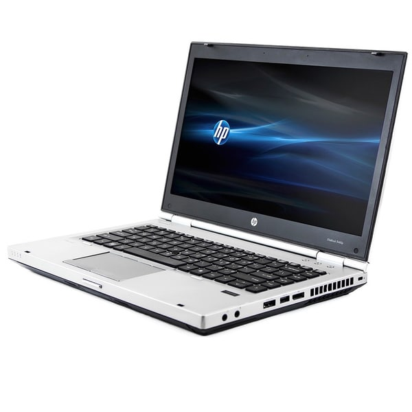 HP EliteBook 8460P Intel Core i5 2.5GHz 4GB 256GB SSD 14-inch Windows 7 Professional (64-bit) LT Computer (Refurbished)