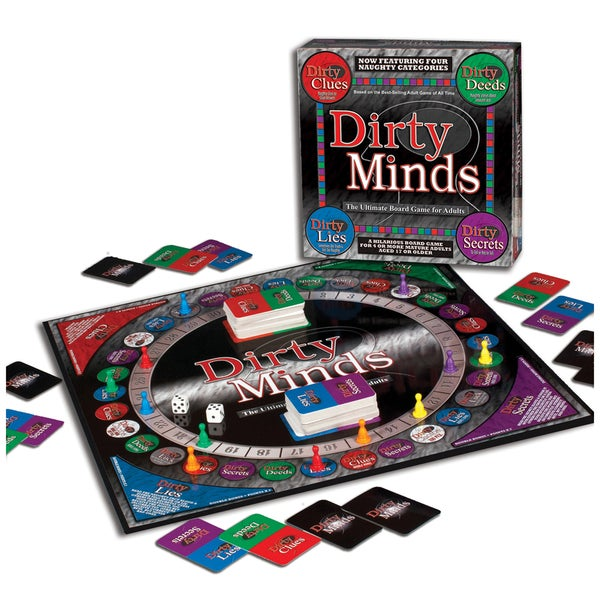 TDC Games Dirty Minds Ultimate Edition