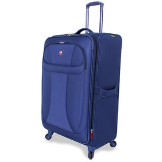 Wenger Lightweight Blue 29-inch Upright Spinner Suitcase