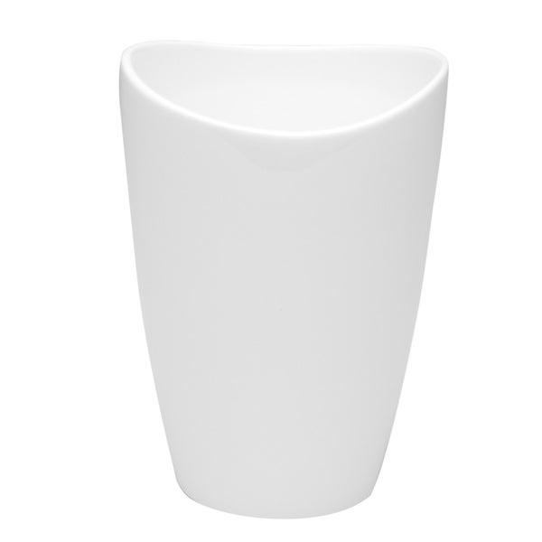 Red Vanilla 12-ounce White Butterfly Mugs (Set of 12)