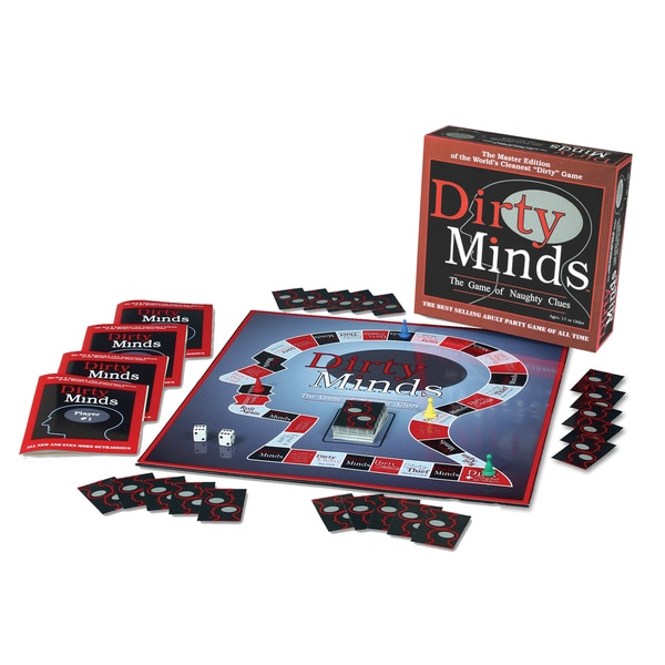 TDC Games Dirty Minds Ultimate Clean Back Version