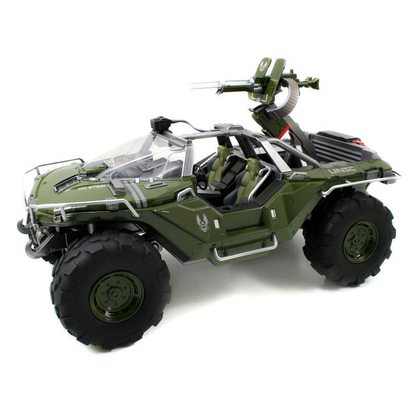 Jada Toys Halo 14-Inch Warthog Glossy Green Die Cast