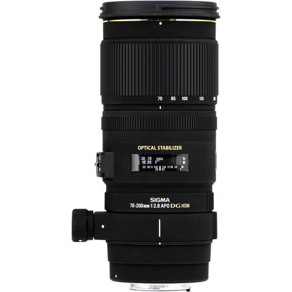 Sigma 70-200mm f/2.8 EX DG APO OS HSM for Sony