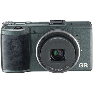Ricoh GR Limited Edition 16MP Green Digital Camera