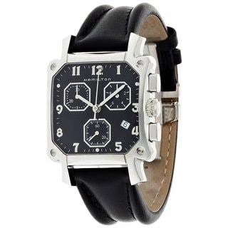 Hamilton Men's H19412733 Lloyd Black Watch