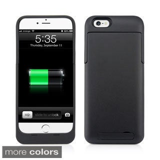 Gearonic 3200mAh Battery Backup Case for Apple iPhone 6