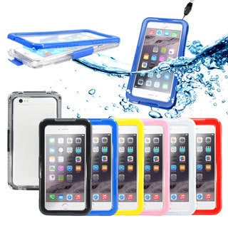 Gearonic Premium Waterproof Case Cover for Apple iPhone 6 Plus 5.5