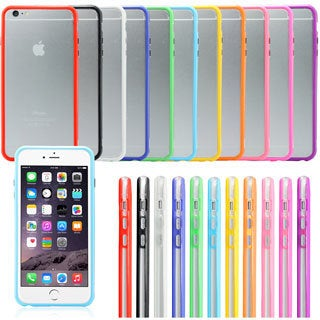Gearonic Ultra Thin TPU Light bumper case Cover for iPhone 6 Plus 5.5""