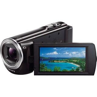 Sony 16GB HDR-CX380 HD Handycam Black Camcorder