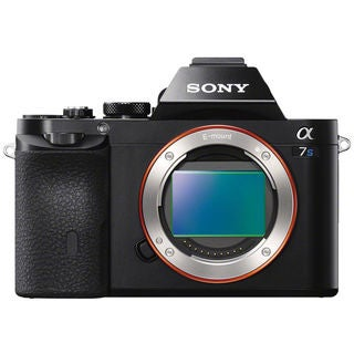 Sony Alpha a7S 12MP Mirrorless Digital Camera