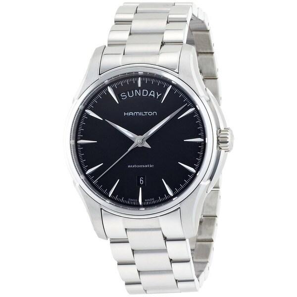 Hamilton Men's H32505131 Jazzmaster Day Date Black Watch