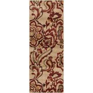Artfully Crafted Trina Polypropylene Rug (2'7 x 7'3)