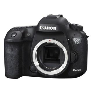 Canon EOS 7D Mark II 20.2MP Digital SLR Camera with 18-55mm Lens