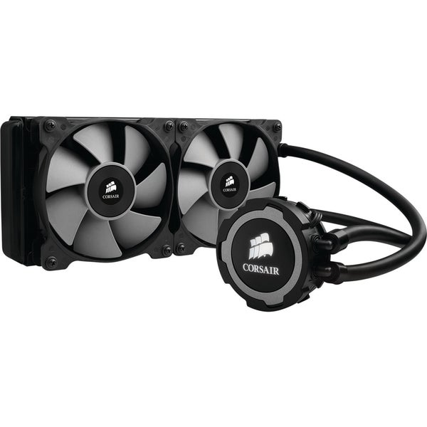 Corsair Hydro Series H105 240mm Extreme Performance Liquid CPU Cooler