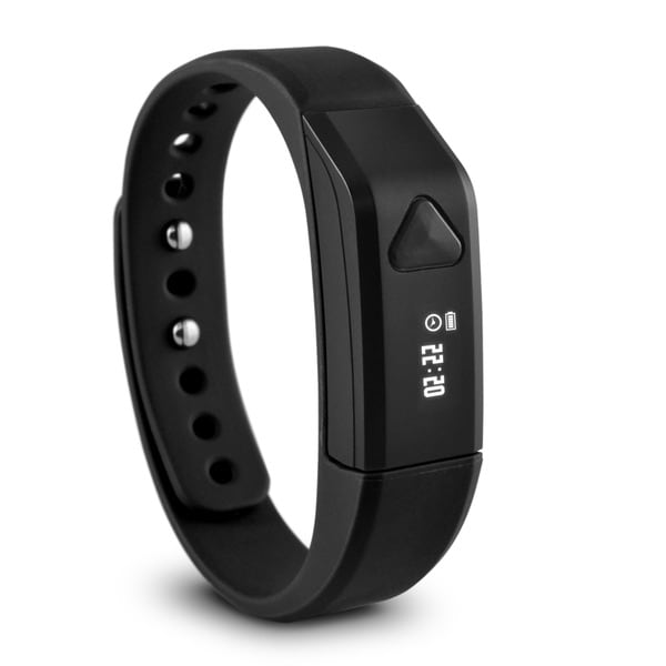 Ematic TrackBand Wireless Activity/ Sleep Tracker