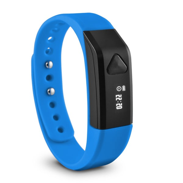 Ematic TrackBand Wireless Bluetooth Activity and Sleep Tracker