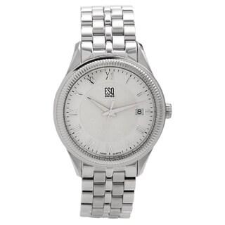 ESQ by Movado Men's 7301280 Harrison Silver Watch