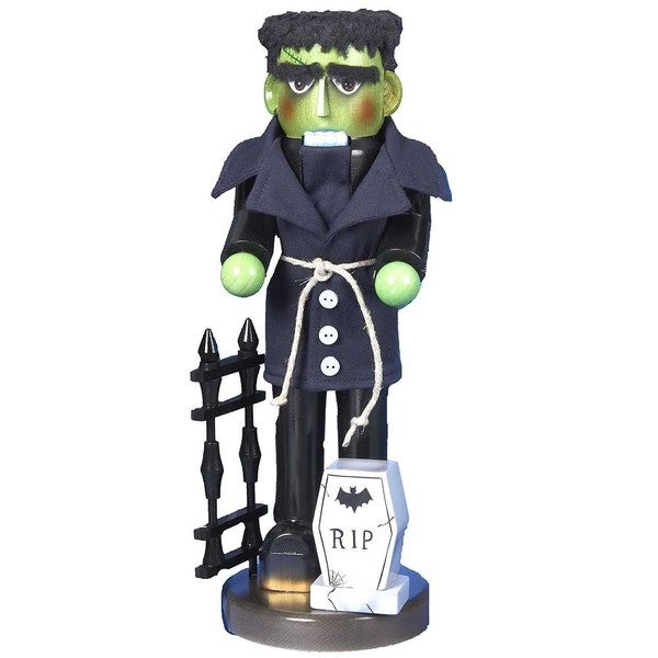 Kurt Adler Steinbach 16.5-inch Frankenstein Monster Nutcracker