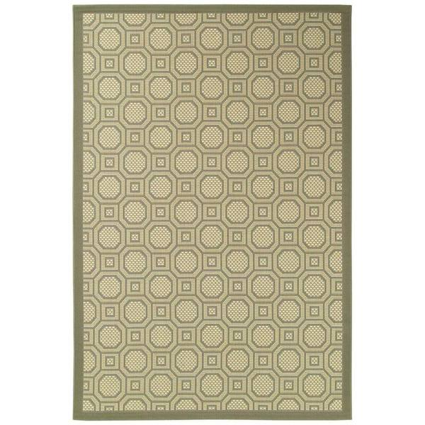 Couristan Five Seasons Sausalito Beige Rug (7'1 x 10'9)