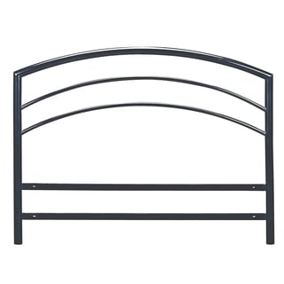 Arch Flex Black Headboard