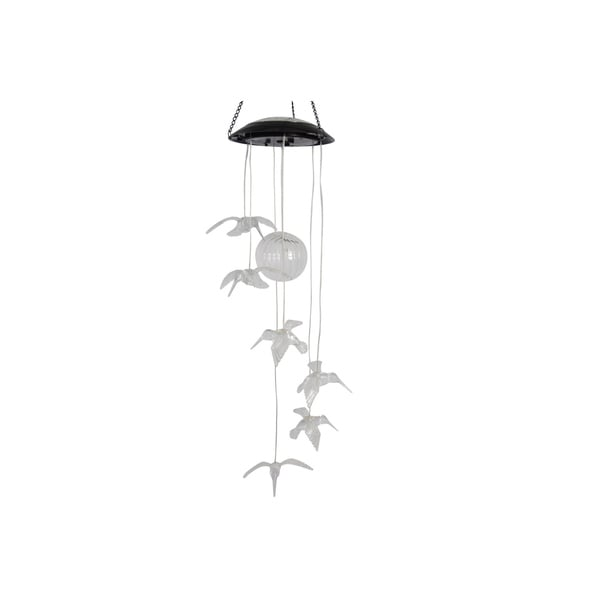 Hanging Hummingbirds with Color-changing LED Lights