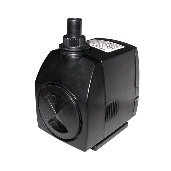 Submersible 400-GPH Stream Pump with 16-foot Cord