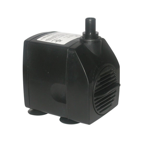 Power Head 180-GPH Pump with 6-foot Cord