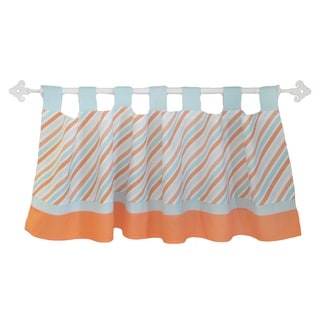 My Baby Sam Penny Lane Curtain Valance