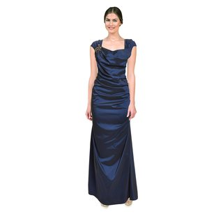 Best Priced Women's Designer Clothes Tadashi Shoji Women s Midnight