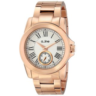 A Line Women's Amare Stainless Steel Silver Dial Watch