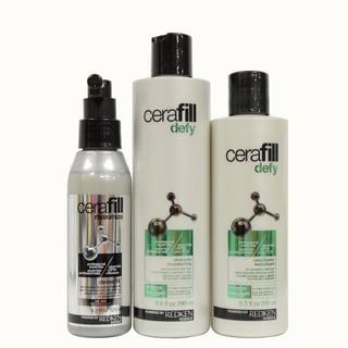 Redken Cerafill Defy 3-piece Instant Thickening Kit