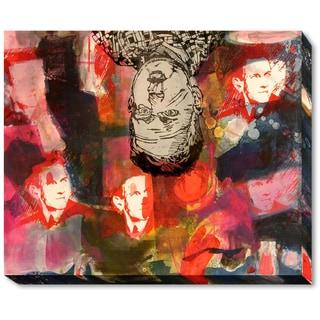 Jeffrey Pierson 'Microcosmos' Framed Fine Art Print