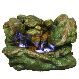 Yosemite Home Decor Stone Table Fountain