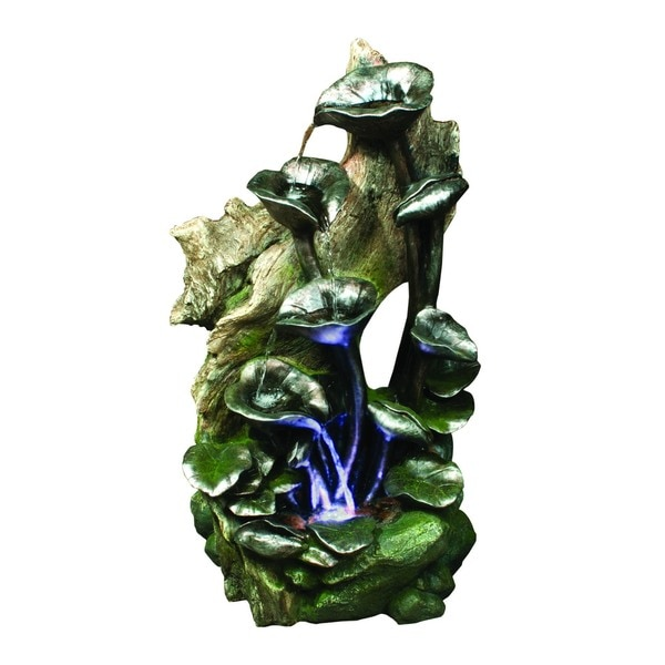 Polyresin Tiered Fountain