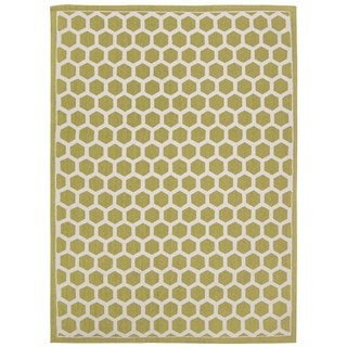 Waverly Art House by Nourison Moss Area Rug (5' x 7')